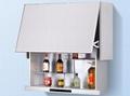 Automatic lifting kitchen cupboard 4