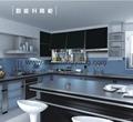 Automatic lifting kitchen cupboard 1