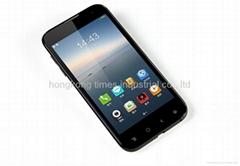 New smart phone,4.5inch AliCloud OS 2.0.0 Quad-core ,8mp camera sciphone phone