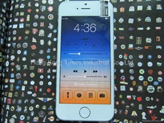 Best Iphone 5s copy, Android 4.2.2 MTK6572 dual core,3G mobile phone,  handset