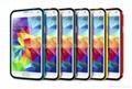Bumblebee Case For Samsung Galaxy S5 i9600 SPIGEN SGP Hard  2