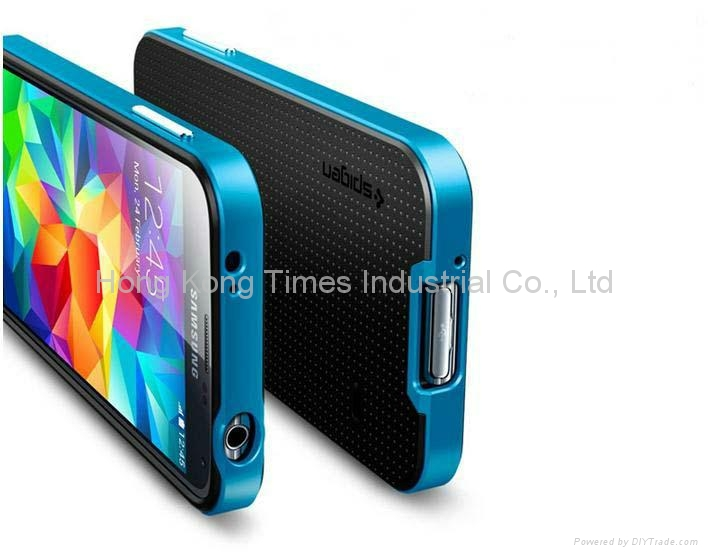 Bumblebee Case For Samsung Galaxy S5 i9600 SPIGEN SGP Hard  3