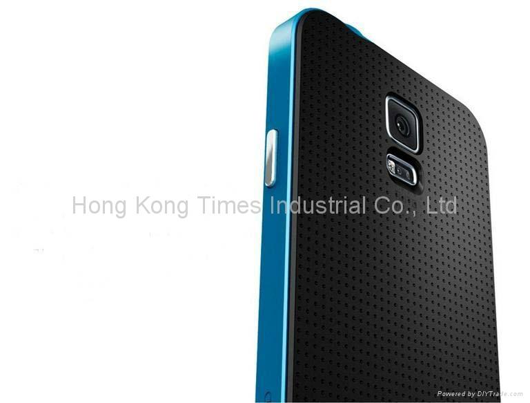 Bumblebee Case For Samsung Galaxy S5 i9600 SPIGEN SGP Hard  4