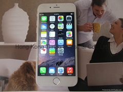 Iphone 6 clone ,mtk6572 2g Glue case, apple iphone 6 mobile phone replica