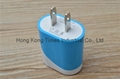 For samsung s5/note 4,apple ipad /iphone 5s/i6 plus Euro/UK/USA charger 13