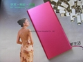 USB Solar Charger Power Bank Travel External Battery charger for samsung iphone 3