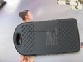 USB Solar Charger Power Bank Travel External Battery charger for samsung iphone 4