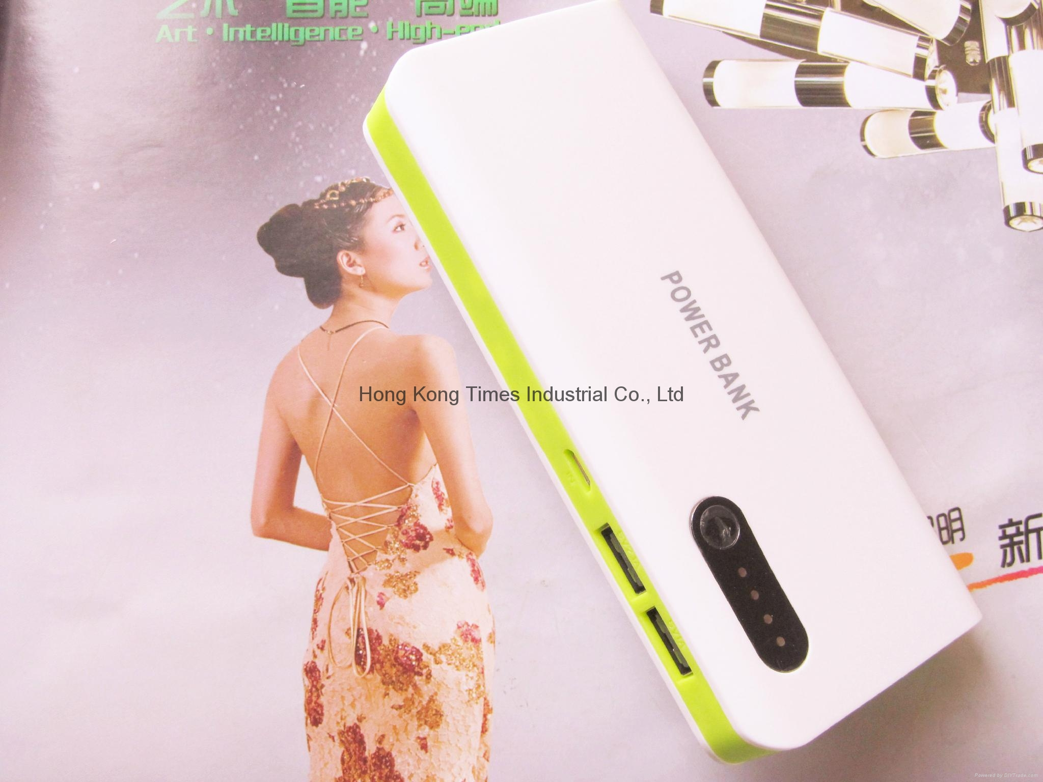 USB Solar Charger Power Bank Travel External Battery charger for samsung iphone6 8
