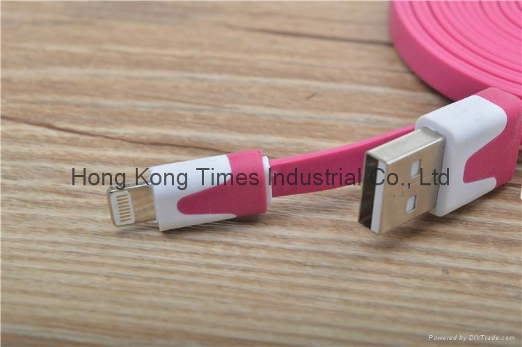 mobile phones cable , Micro Usb cable Sync Data & Charge Cable For iphone 6 plus 1
