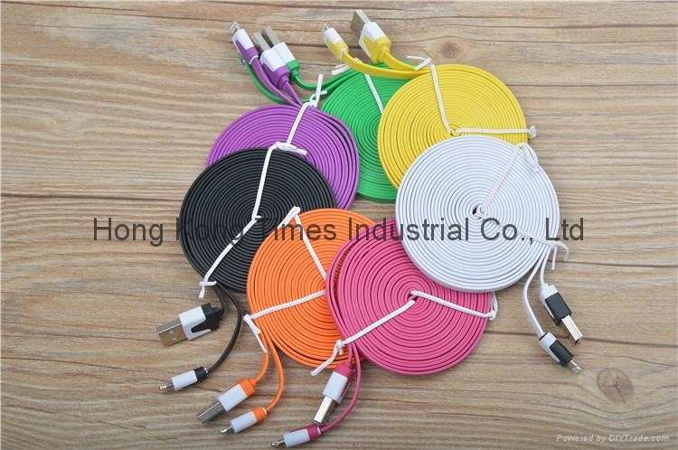 mobile phones cable , Micro Usb cable Sync Data & Charge Cable For iphone 6 plus 2