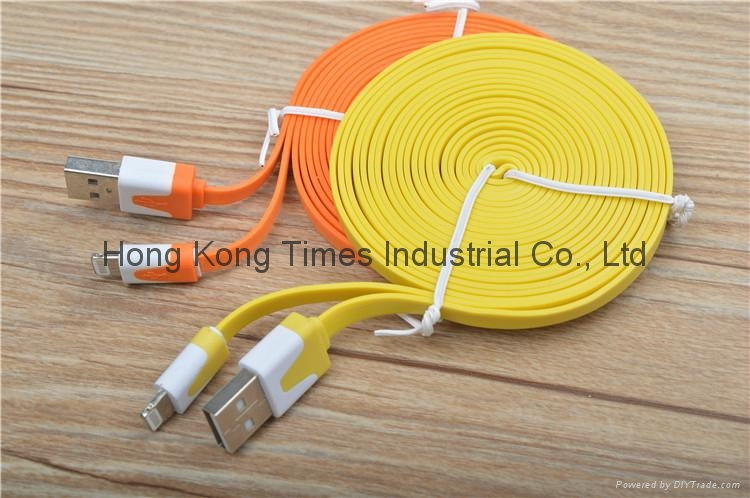 mobile phones cable , Micro Usb cable Sync Data & Charge Cable For iphone 6 plus 3