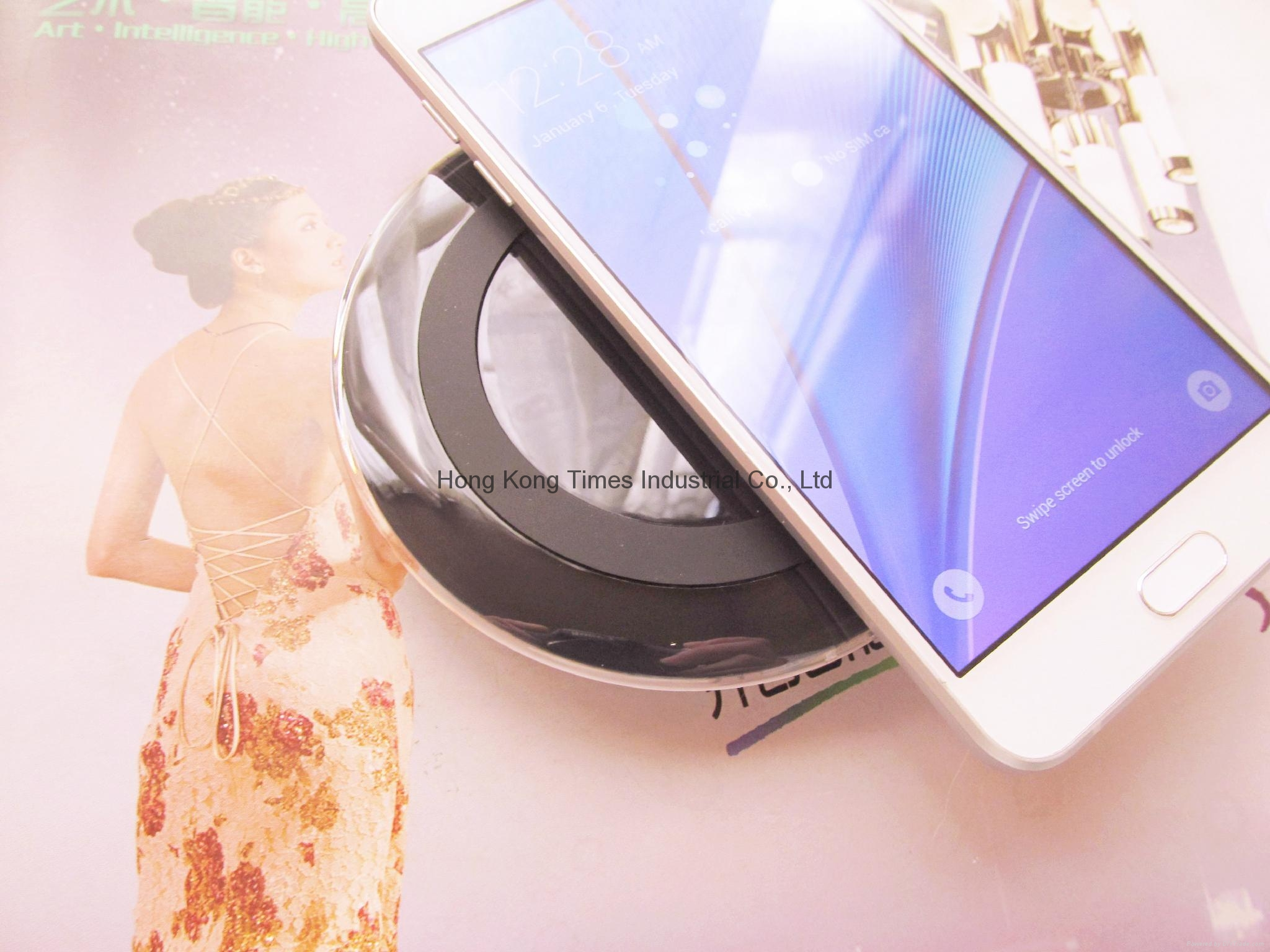 samsung note5 wireless charger