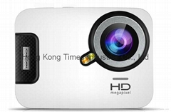 Smart sport Camera ,1300mp image,android 4.4, quad core system phones sport tak
