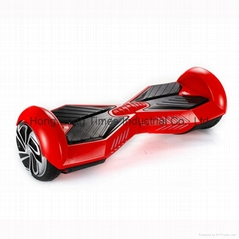 two wheels smart balancing scooter, standing hoverboard electric vehicle