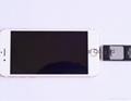 OTG for iPhone 6s /Samsung S6 Phones Flash Driver, USB Flash Memory OTG 5