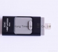 OTG for iPhone 6s /Samsung S6 Phones Flash Driver, USB Flash Memory OTG 1