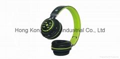 Wireless Bluetooth Headphone, Hifi Stereo Bluetooth Headset, wireless heaphone