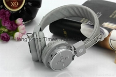Newest Sport Bluetooth Stereo Headphones, Wirelsss Heaphone, Call Cell Phones H