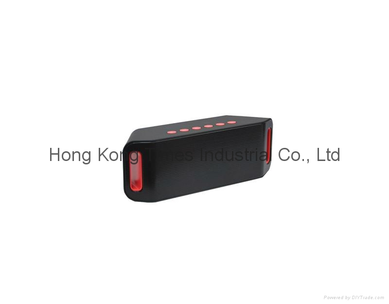 Wireless Mini Bluetooth Sound Speaker Box, Portalble Speaker for Samsung/iPhone  1