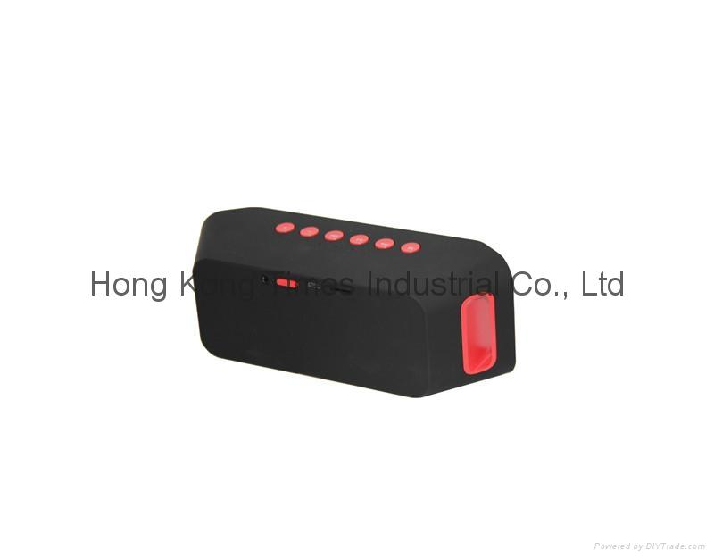 Wireless Mini Bluetooth Sound Speaker Box, Portalble Speaker for Samsung/iPhone  2