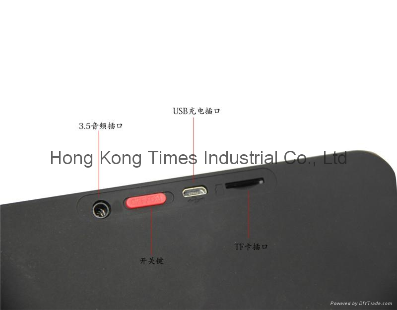 Wireless Mini Bluetooth Sound Speaker Box, Portalble Speaker for Samsung/iPhone  10