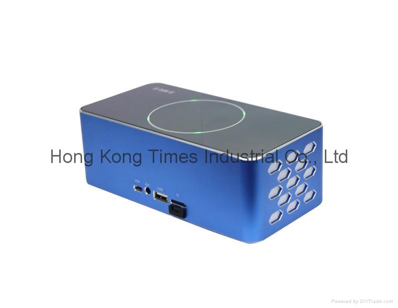 Mini Wireless Sound Speaker Box, Bluetooth Usbj Speaker for iPhone 6s Mobile Pho 1