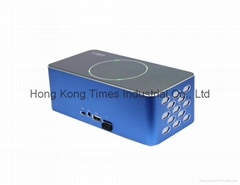 Mini Wireless Sound Speaker Box, Bluetooth Usbj Speaker for iPhone 6s Mobile Pho