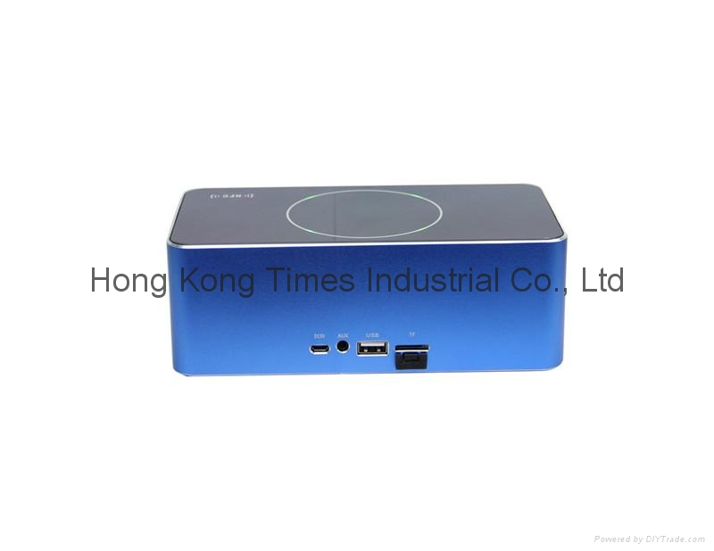 Mini Wireless Sound Speaker Box, Bluetooth Usbj Speaker for iPhone 6s Mobile Pho 4