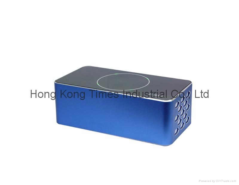 Mini Wireless Sound Speaker Box, Bluetooth Usbj Speaker for iPhone 6s Mobile Pho 2