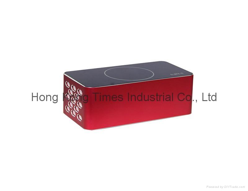Mini Wireless Sound Speaker Box, Bluetooth Usbj Speaker for iPhone 6s Mobile Pho 9