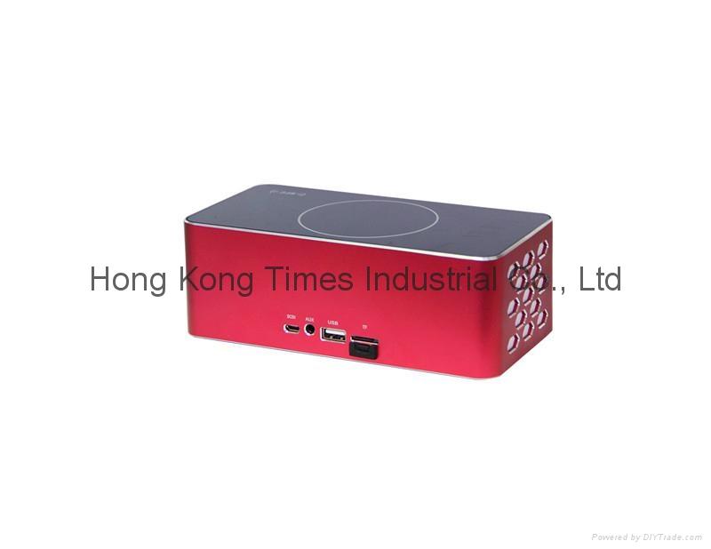 Mini Wireless Sound Speaker Box, Bluetooth Usbj Speaker for iPhone 6s Mobile Pho 12