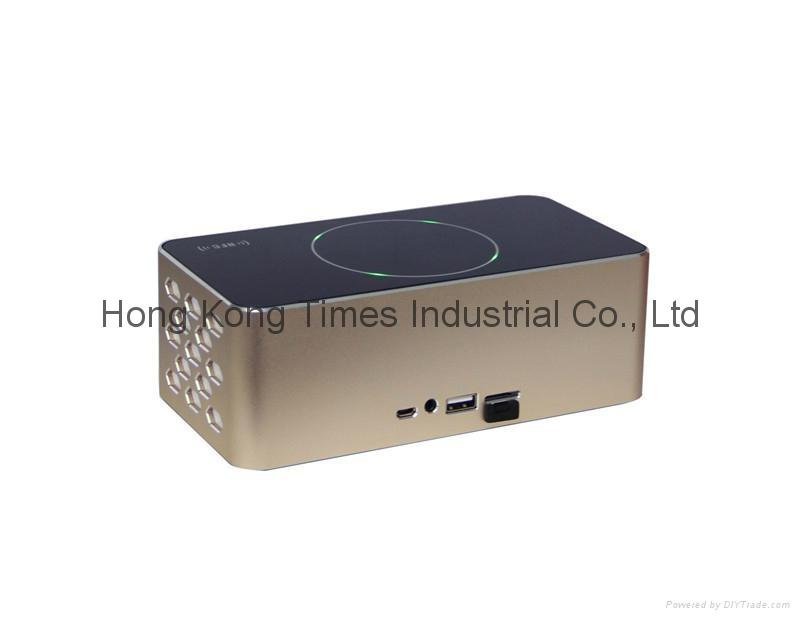 Mini Wireless Sound Speaker Box, Bluetooth Usbj Speaker for iPhone 6s Mobile Pho 10