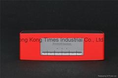 Multimedia Speaker Box, Wireless Bluetooh Speaker for Computer/Mobile Phone, MP3