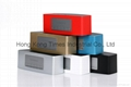 Multimedia Speaker Box, Wireless Bluetooh Speaker for Computer/Mobile Phone, MP3
