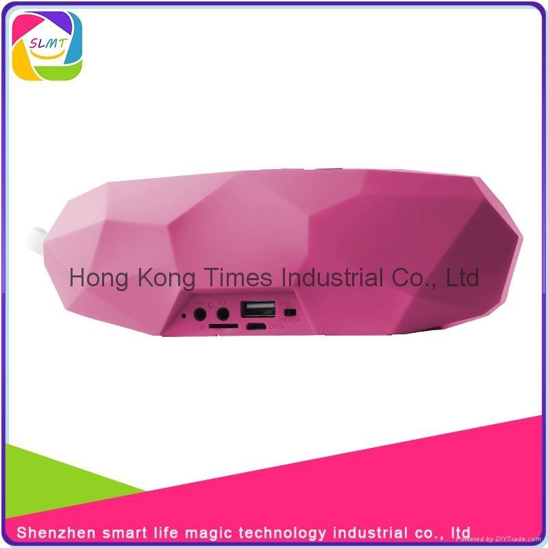 Mini Bluetooth Loudspeaker, MP3 Loud Speaker for Car Speaker, Smart Phone Speake 1