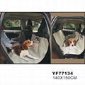 Dog Seat Cover for Cars, Pet Car Seat
