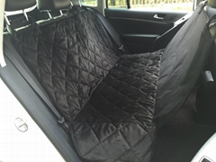 Waterproof Non-Slip Back Bench Car Seat Cover for Pet Dog
