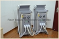 Stationary 3in1  Hair and Tattoo removal Elight SHR IPL RF ND YAG Laser Machine