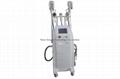 BSL900 Hottest 3 Handles Cryolipolysis Fat Freezing Slimming Machine