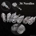 derma pen changeable head/ derma pen needle cartridge