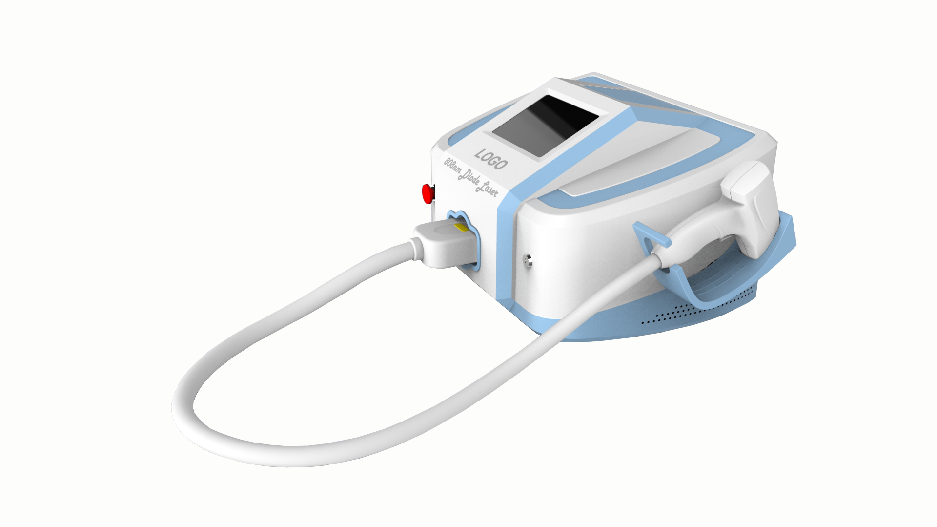 RSD500 professional 808 diode laser hair remeval