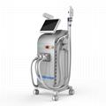 Newest Elight+ SHR+RF+ ND YAG LASER Multifunctional Machine