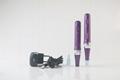 For skin care microneeding pen