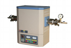 Two-zone tube annealing