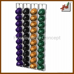 Steel Wire Nespresso Coffee Capsule Holder