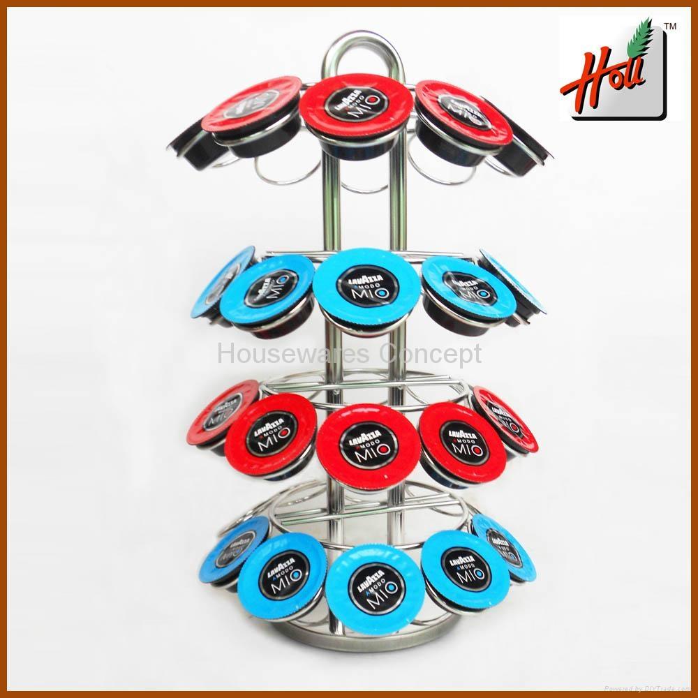 Lavazza a modo mio capsule holder hcrc40rlm housewares concept china manufacturer - Lavazza a modo mio ...
