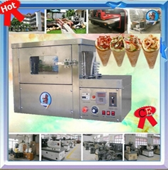 Rotating Pizza cone oven PA-1
