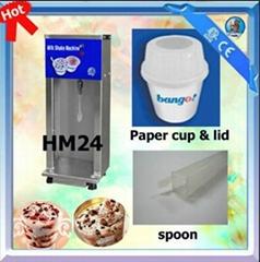 Milk Shake/Razzle Blender/Blizzard