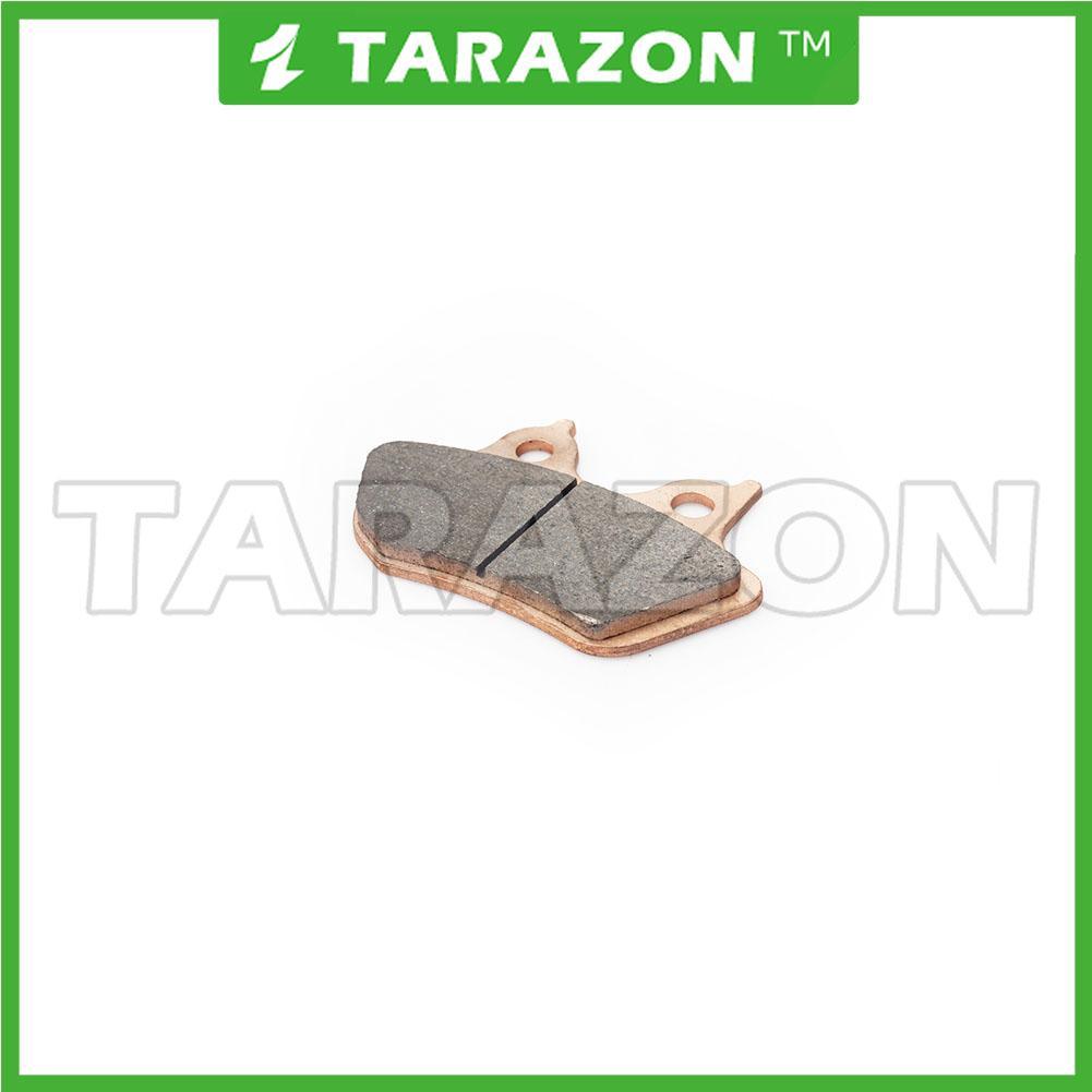 High quality motorcycle best rear semi metal brake pads for Harley Davidson  4
