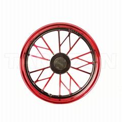 摩托車鑄造鋁輪圈